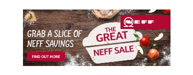 THE GREAT NEFF SALE